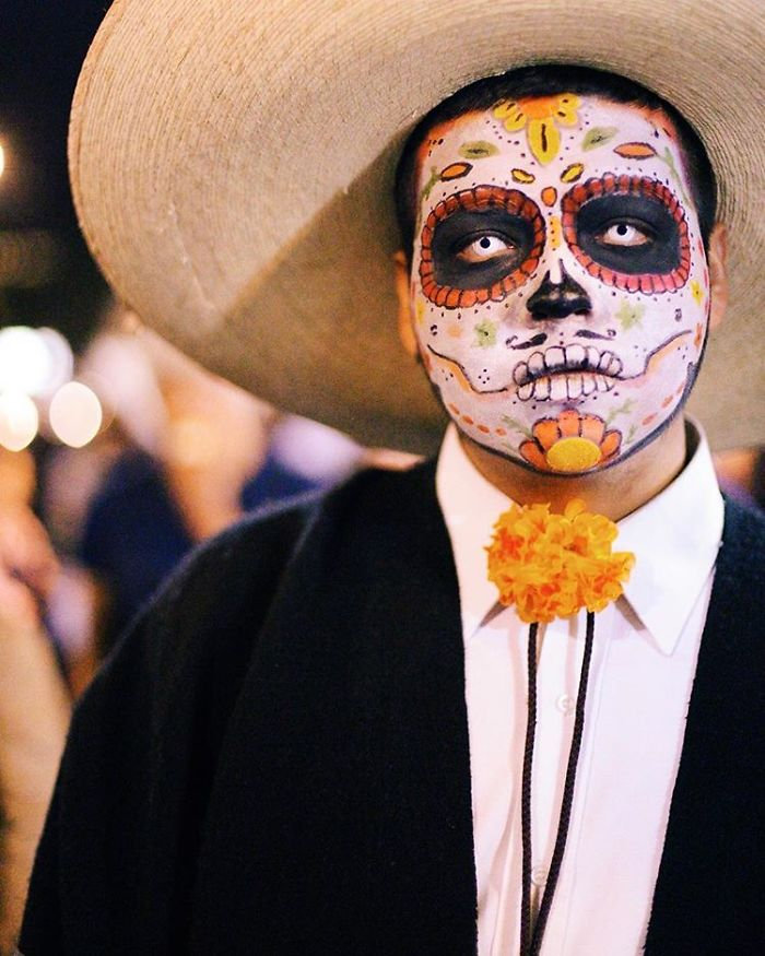 Day Of The Dead Makeup Ideas