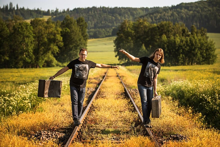 We Traveled 6890 Km On Polish Railroads In 9 Days