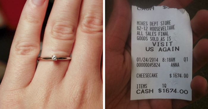 Woman Humiliates Her Fiancé After Finding Out How Much Her Ring Cost