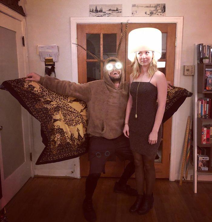 Nuestro disfraz de pareja