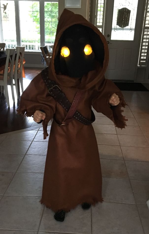 My First Full Costume Build. My 7-Year-Old Is Thrilled