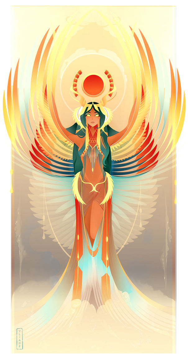 Isis - Goddess Of Magic, Marriage, Healing And Protection