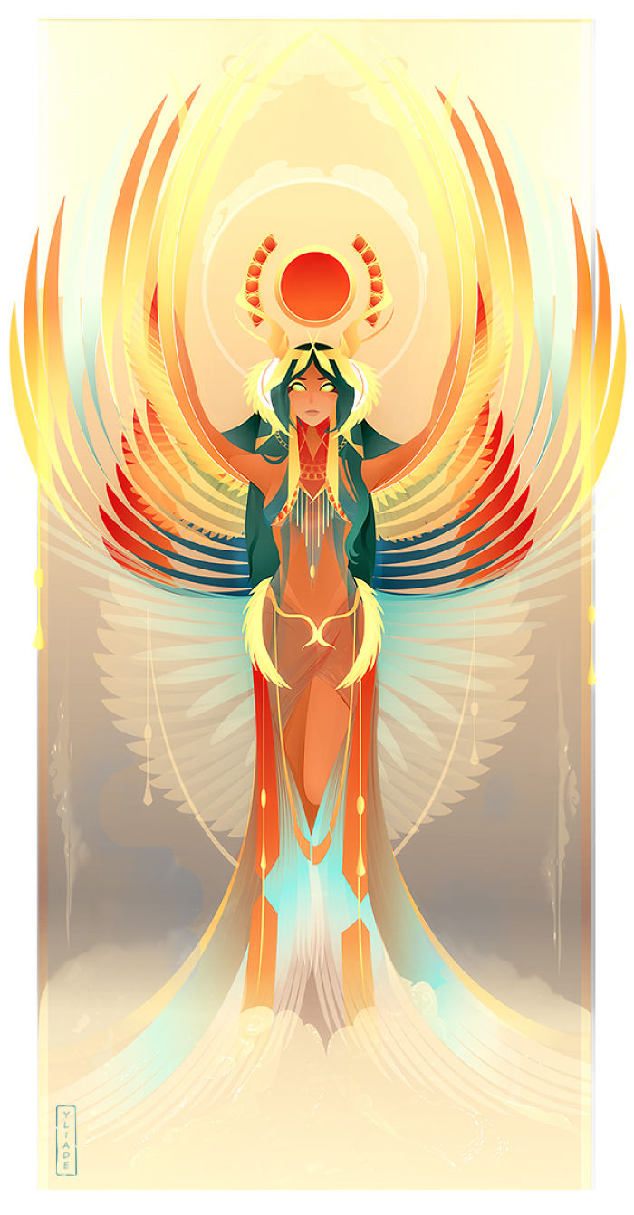 Isis – Goddess Of Magic, Marriage, Healing And Protection