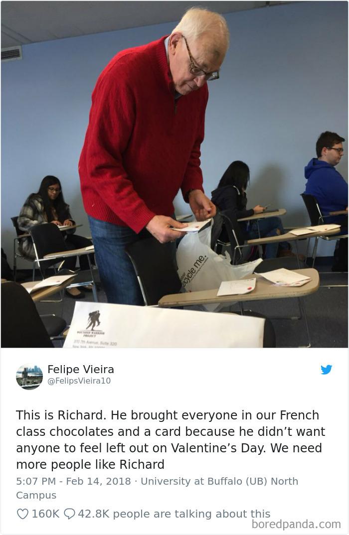 We Need More People Like Richard