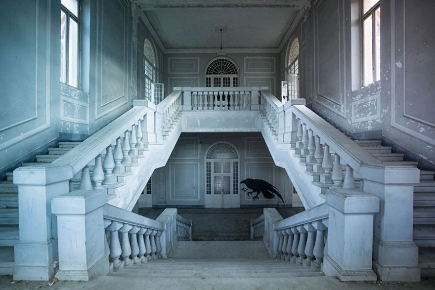 Abandoned Hospital In Italy