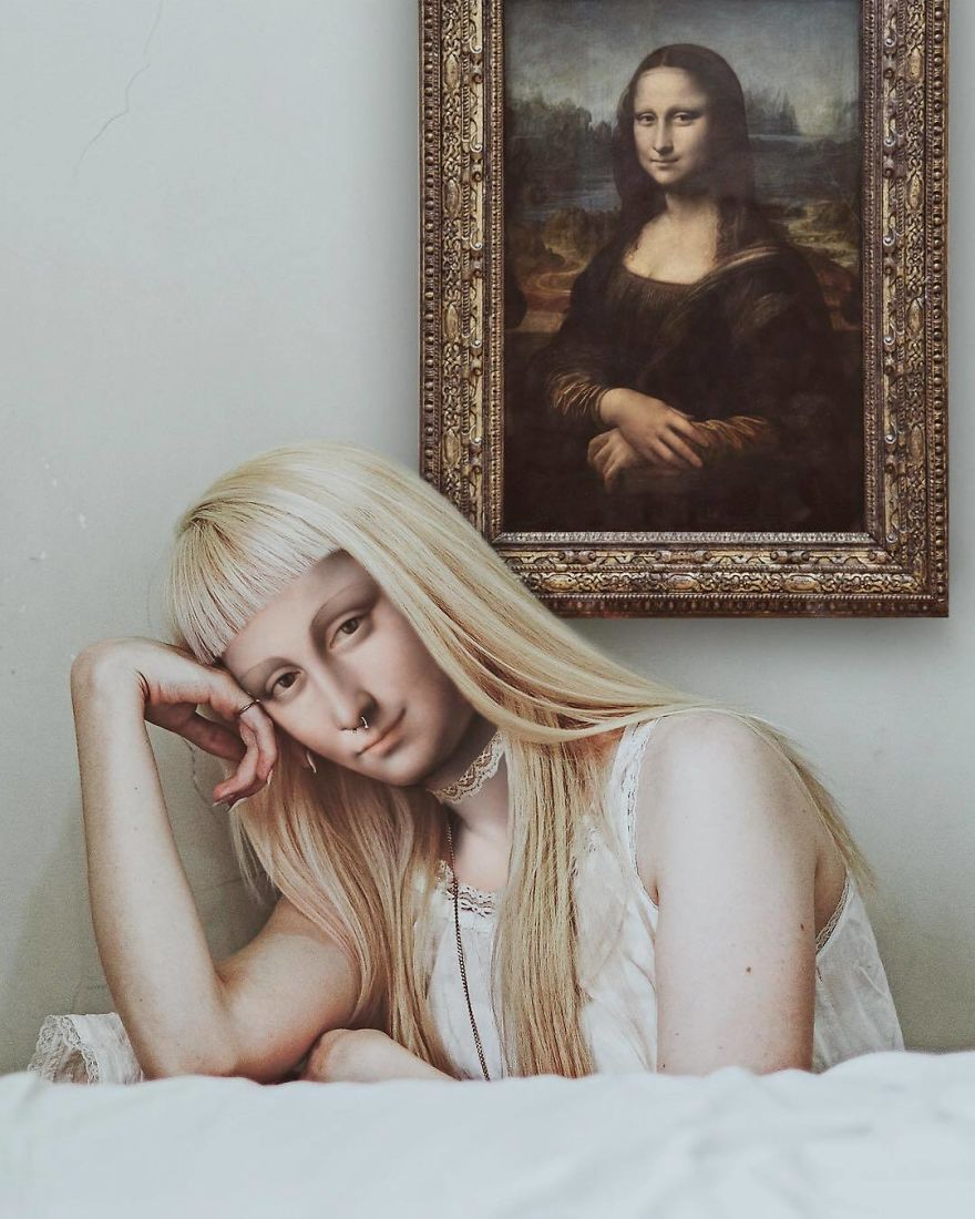 """""""When Art Meets Real Life"""""""
