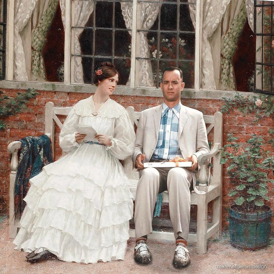 """""""My Mama Always Said, 'Life Was Like A Box Of Chocolates. You Never Know What You're Gonna Get.'"""" – Forrest Gump"""
