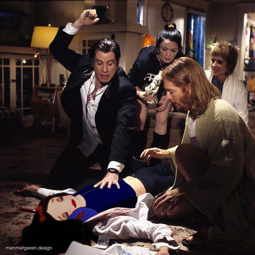 Snow White And Pulp Fiction