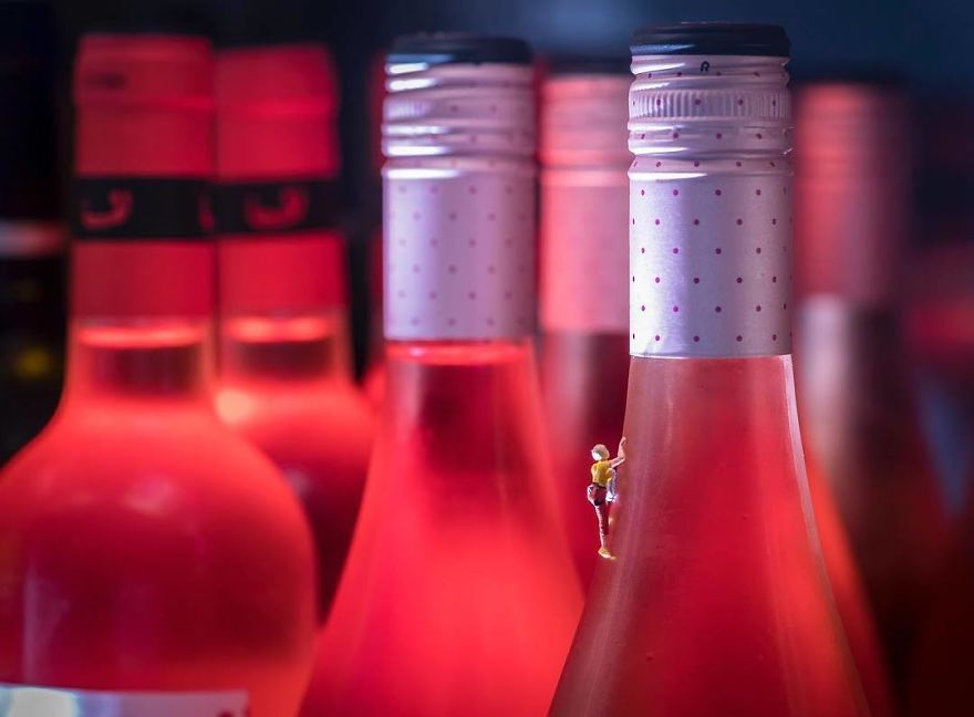 The Huge Rosé Comes With Huge Responsibility