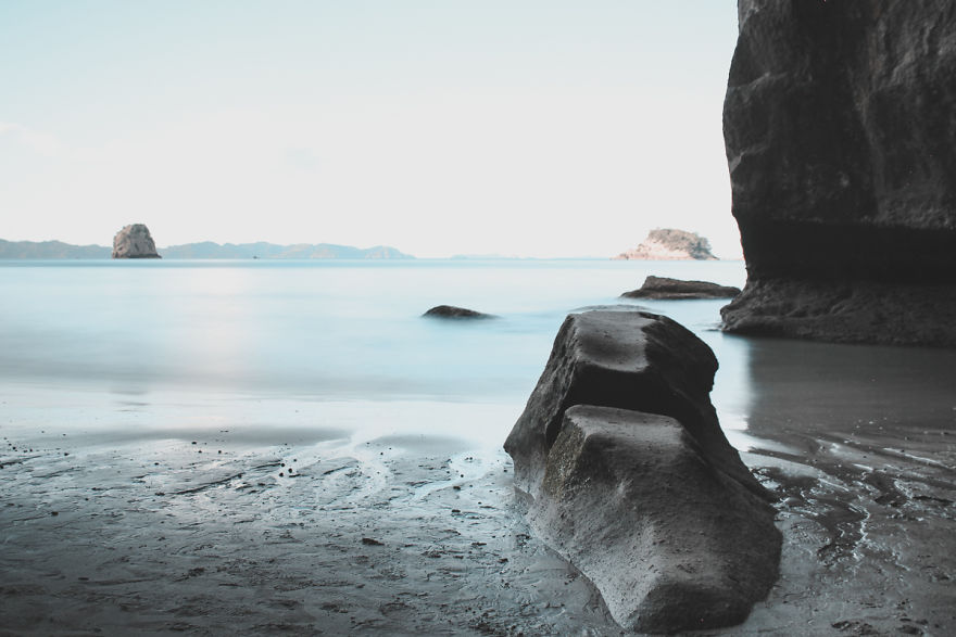 I Captured The Breathtaking Beauty Of The Coromandel