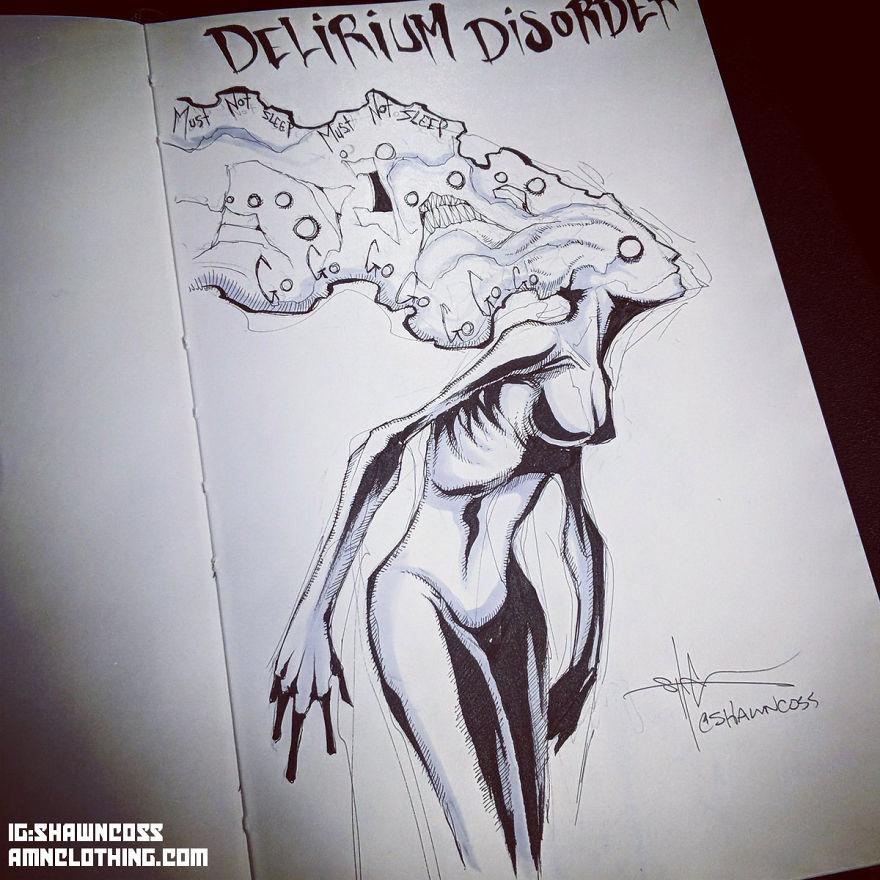 Delirium Disorder