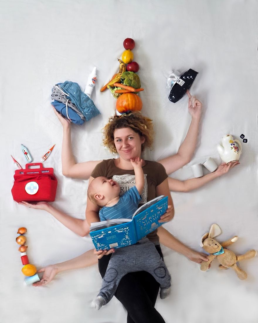 Flat Out Motherhood - Jump Into My Unusual Perspective Of Being A Mum Of Two