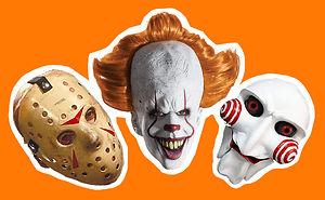 10 Scariest Horror Movie Villain Masks For Halloween [video]