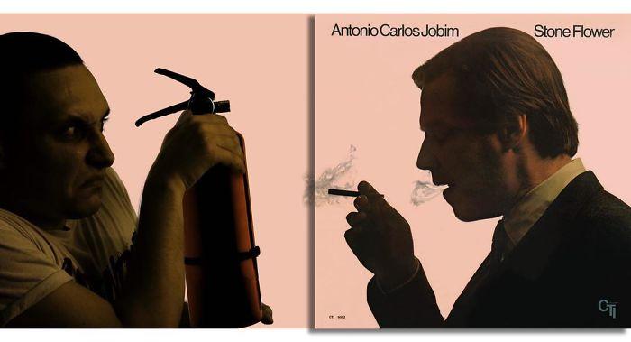 Antonio Carlos Jobim — Stone Flower (1970)
