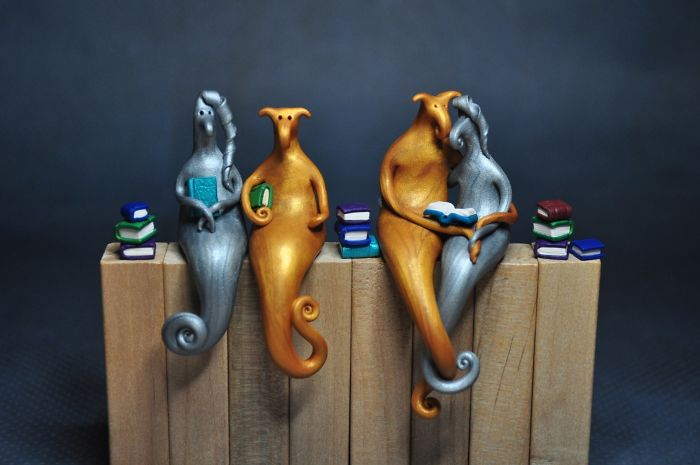 These Little Fantasy Creatures Will Put A Smile On Your Face
