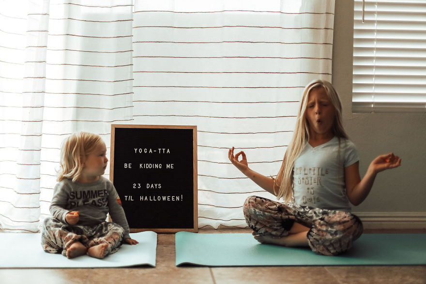 'yoga-Tta Be Kidding Me'