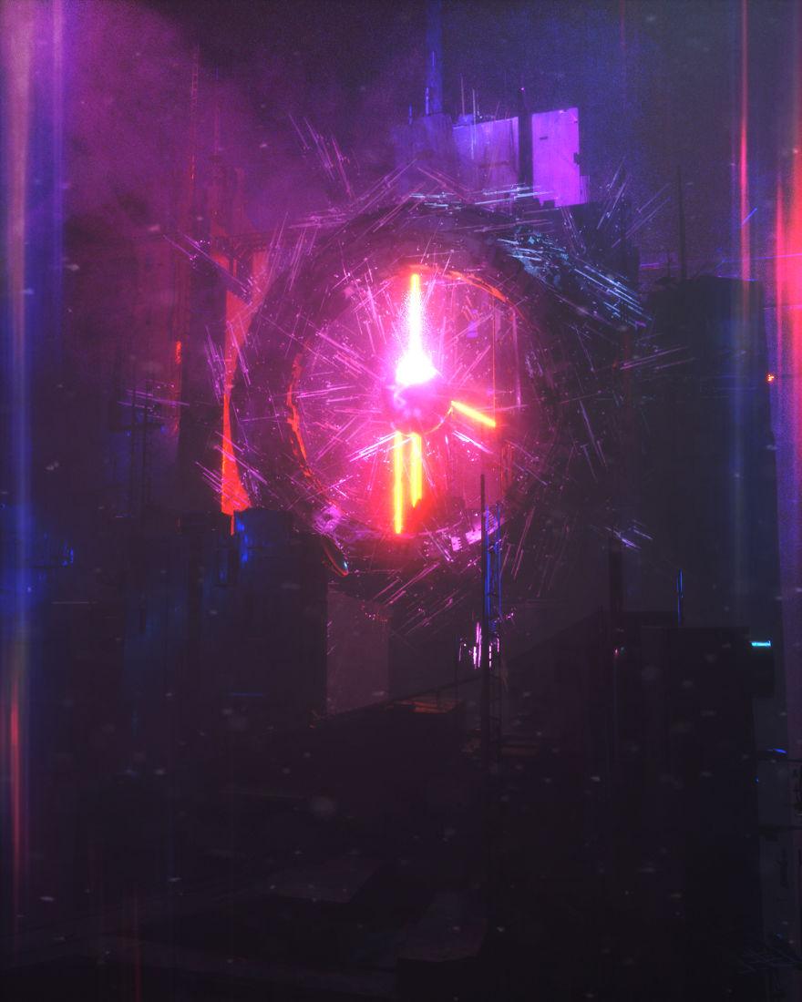 Reactor (Marc Molinaro Toronto, Canada)