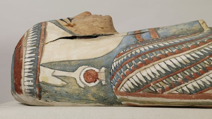 Archaeologists Were Digging In Egypt When They Discovered A 3,800 Year Old Unopened Tomb