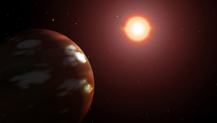 Gliese 436b - A Planet Defying The Laws Of Physics