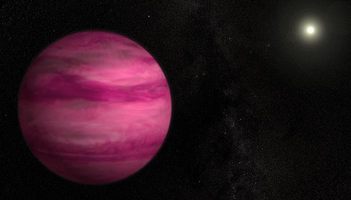Gj-504b - The Pink Planet