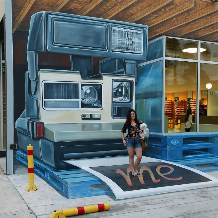 This Street Artist Will Make Your Mind Explode With Your 3d Art