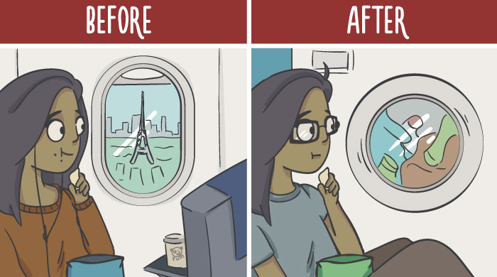20 Brutally Honest Comics That Show How Your Life Changes After Having Kids