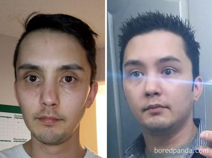 Sober And 20 Lbs Re-Gained
