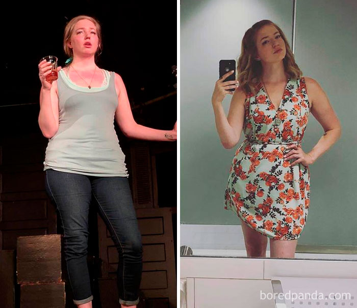 A Little Over A Year Ago. I'd Had Most Of A Box Of Wine Earlier In The Day And Then Drank Around 12oz Of Whiskey On Stage (Stand Up Comedy) In Front Of A Crowd. Currently, Almost A Year Sober