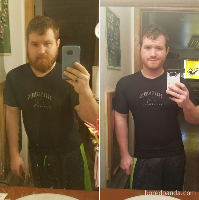 One Year Sober And Being Healthier. I Feel More Like Myself Than I Have In Years