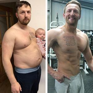 20+ Personas que perdieron tanto peso, que no parecen la misma persona