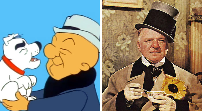 Mr. Magoo (W.C. Fields)