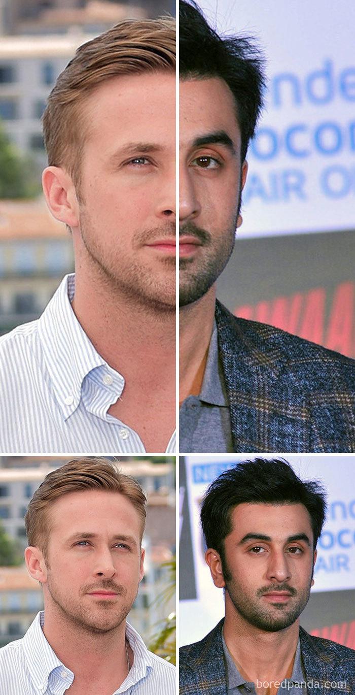 Ryan Gosling And Ranbir Kapoor