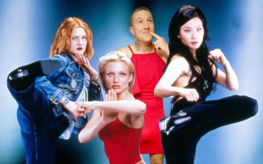 I Relentlessly Photoshop My Friends