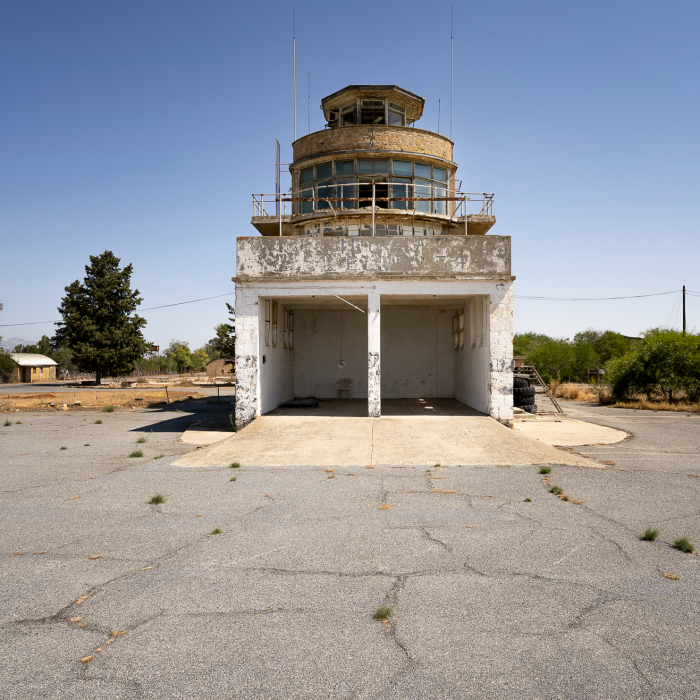 I Photographed The Abandoned Nicosia International Airport In Cyprus