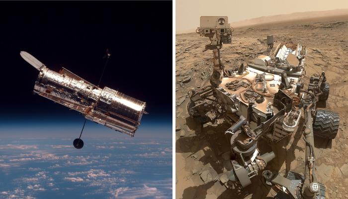 6 Definitive Decades Of NASA