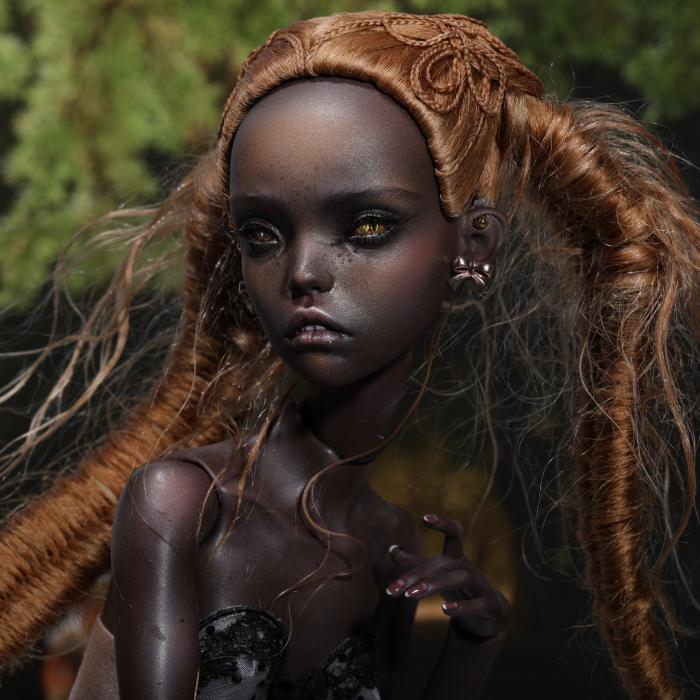 Art Dolls Of Popovy Sisters