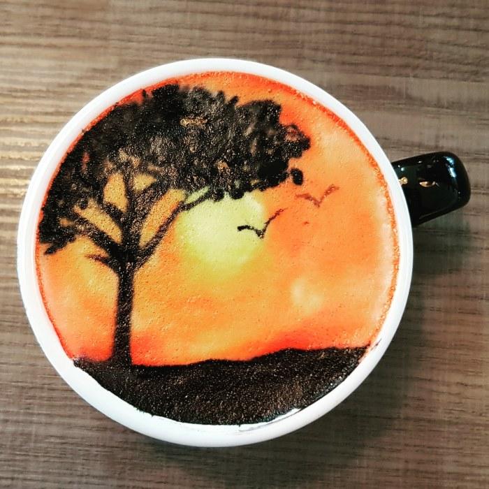 Latte Art Obsession