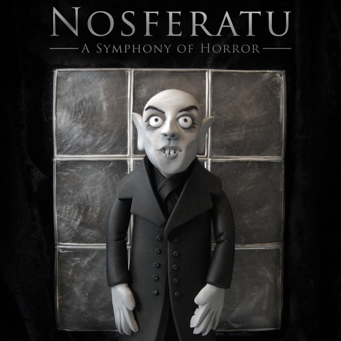I Make Horror Movie Posters Out Of Polymer Clay