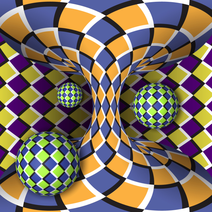 I Drew Three Hundred Optical Illusions And Found How To Practically Use Them