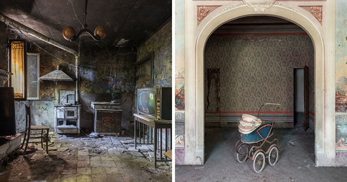 I Took Magnificent Photos Of Abandoned Sites Throughout Italy To Evoke Feelings Of The Past