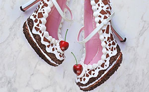 Shoe Bakery: Shoes That Will Make You Want to Eat Them