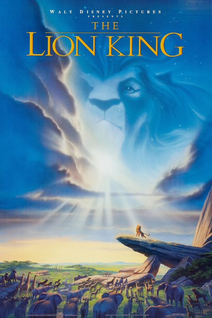 The King Of The Jungle - The Lion King