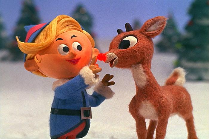 Reginald - Rudolph el reno de la nariz roja