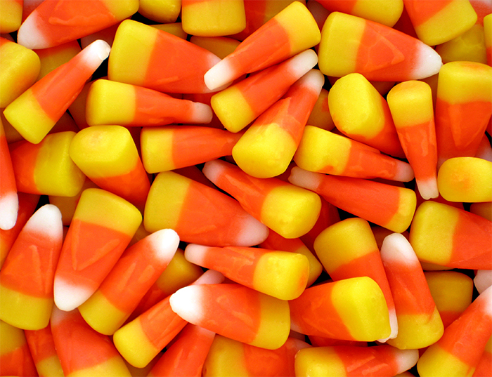 Chicken Feed - Candy Corn