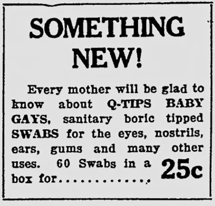 Baby Gays - Q-Tips