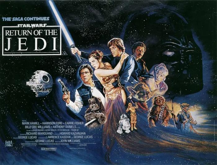 La venganza del Jedi / El retorno del Jedi