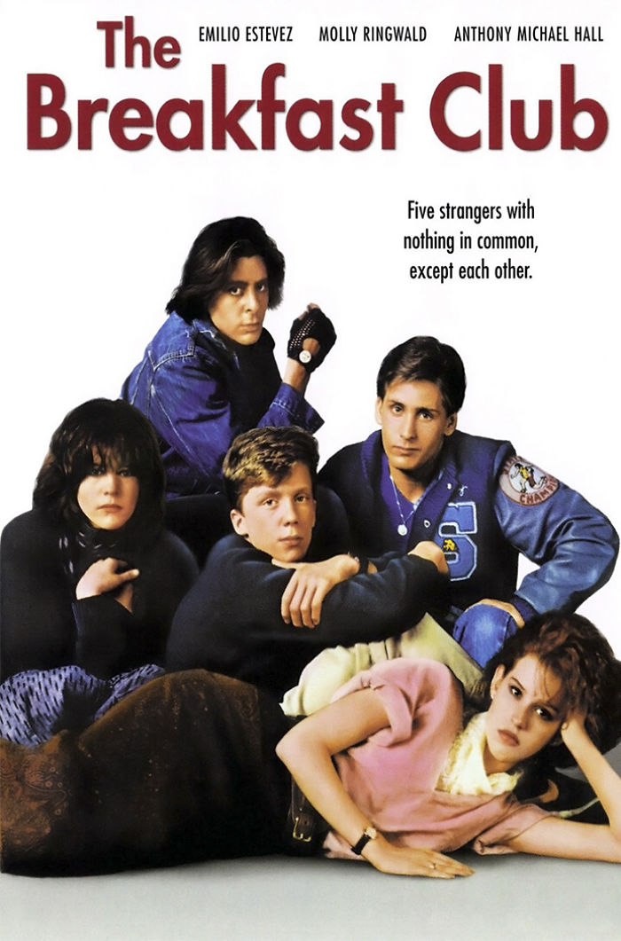 The Lunch Bunch - The Breakfast Club