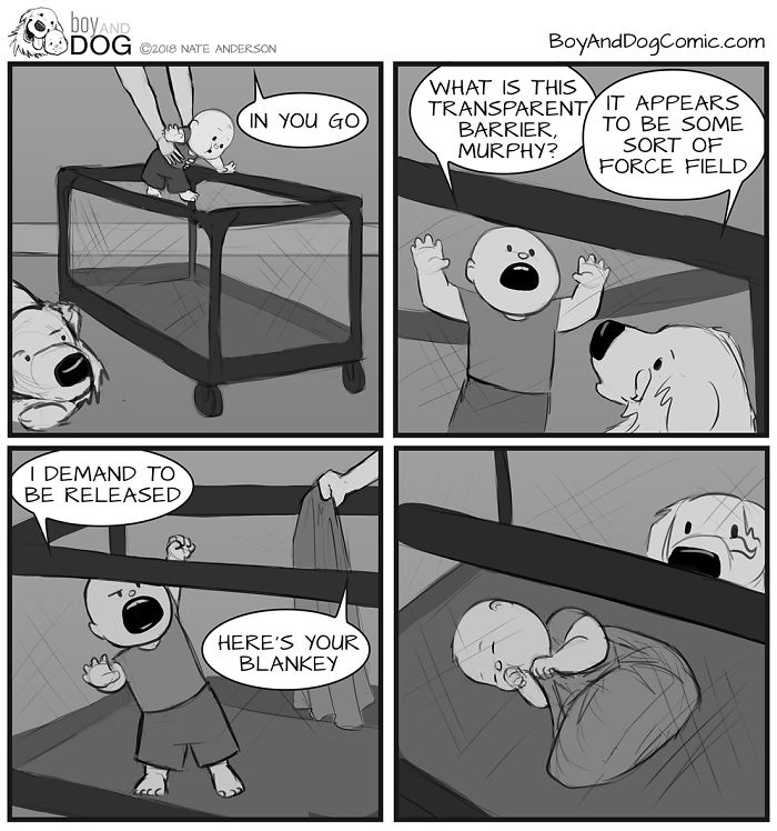 Baby Prison. It's A Wonderful Thing
