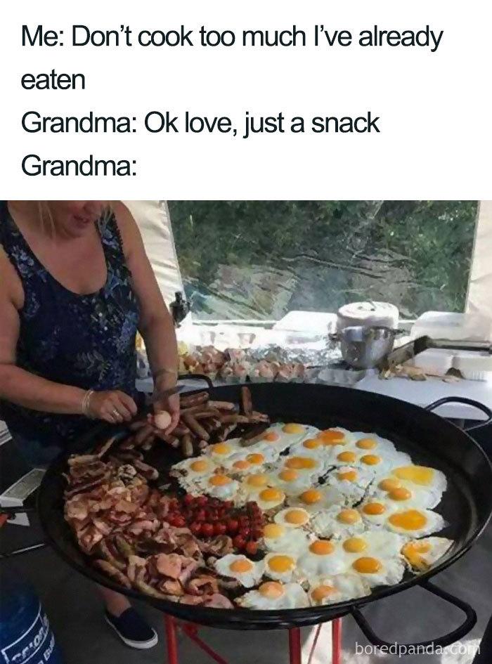 Weird Food Memes 7