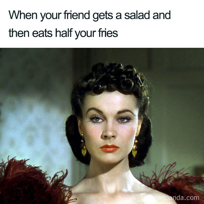 Fries Are Not For Sharing